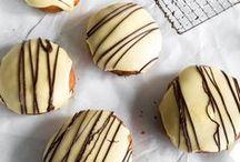 Backideen / Kuchen, Muffins, Brownies, Donuts, Torten, Backrezepte