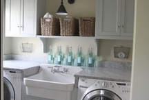 Laundry Room / by Laura Graham