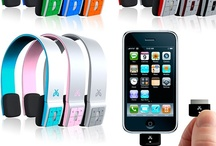 i-accessories / Stuff for the ipad and iphone  / by Laura Graham