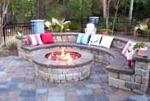 Outdoor Spaces / by Laura Graham