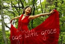 aging with grace / by Nancy L.