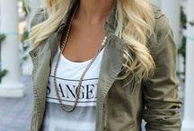 Love Fashion  / by Danielle Rountree