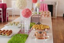 Party Ideas / by Heather Syverson