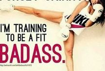 Health and Fitness: Fitspo / Fitspiration to motivate you through your workouts. Let's get that sexy fit body!!! / by Martha Ngatchu
