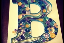 Quilling / by Donya Frontauria