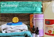 Cleaning Naturally