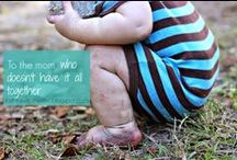 Mothering / motherhood