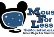 TheMouseForLess - Disney Vacation & Universal Orlando Discounts, Tips, Tricks, Information / Great group and website where you can find Disney Cruise Line, Disneyland, Walt Disney World, Adventures by Disney, Universal and other discounts, information, tips and more.  This community is a great Disney community full of friendly folks who understand your Disney obsession.