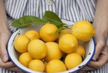 Food / Lemons in my Kitchen / Not just for cooking.