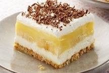 Cakes, Cookies, Desserts Ideas/Tips / by Beth Jansen