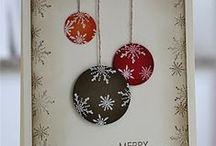 Cards Christmas/Winter & Ideas / by Beth Jansen