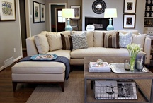 Living Room/ Family Room ideas / by Cheryl Childers