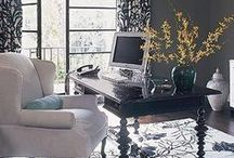 The home office / by Christina Rodriguez