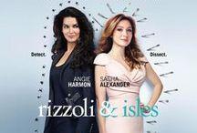 .::RIZZOLI&ISLES::. / by Krisztina Lenk