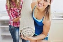 Moving out for the first time! / easy, inexpensive ways to make the first apartment your home..