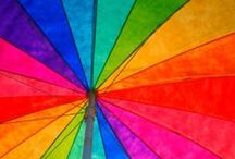 A Life In Color / See the world the way we do, through the lens of color. The bright and beautiful is all around us; it's like candy for your eyes! / by Dylan's Candy Bar