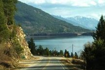 North Pend Orielle & International Selkirk Loop / Explore the rugged beauty of northeast Washington State.