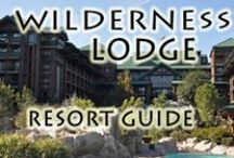 Disney's Wilderness Lodge Resort - A Walt Disney World Deluxe Resort / A Deluxe Resort located near The Magic Kingdom. Resort maps, discount codes, savings, information, room layout, resort guides, tips, fun facts, dining, menus, food, photos, room rates, vacation packages, recreation, pools, kid's activities, and other important information to help you plan your Disney vacation. Take the boat to the Magic Kingdom or walk to Ft. Wilderness.  Enjoy a great meal at Whispering Canyon Cafe or Artist Point.