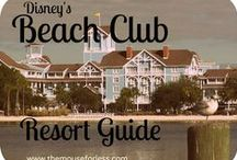 Disney's Beach Club Resort - A Deluxe Walt Disney World Resort / A Deluxe Resort located near Epcot. Resort maps, discount codes, savings, information, room layout, resort guides, tips, fun facts, dining, menus, food, photos, room rates, vacation packages, recreation, pools, kid's activities, and other important information to help you plan your Disney vacation.