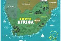Destinazione Sudafrica / Sognando il Sudafrica