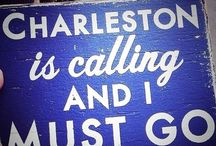 Charmingly Charleston / My favorite city in the world / by Amanda Renee