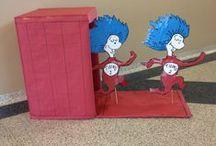 Dr. Seuss Week / Dr. Seuss Week ideas.