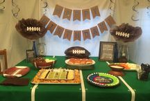 Football Party / All things to host a football party.