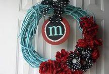 Wreaths / Wreaths that tickle my fancy!