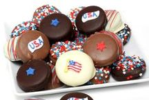 4th of July '15 / Some delicious treats, party ideas and more to have a blast of a 4th of July!  / by Dylan's Candy Bar