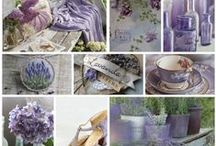 """""""Forgiveness is the smell of lavender"""" / For the Love of Lavender by frenchpapermoon"""