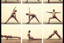 Yoga / aprendizado