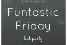 Link Parties / Link Parties for bloggers to share their content and meet new bloggers!
