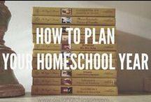 Homeschool/Planning / Homeschool Planning