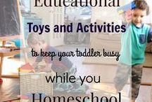 Homeschool/Preschool