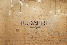 Destinazione Budapest