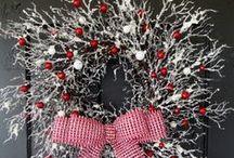 Christmas Joy / Items associated with Christmas.