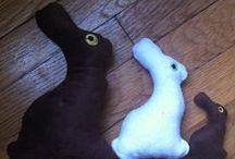 Hoppy Easter / Easter items.