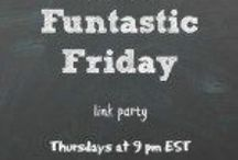 Funtastic Friday Link Party / Funtastic Friday Link Party Contributors. Link up at Easy Peasy Pleasy and leave me a comment on the blog that you would like to contribute to this group board.