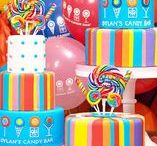 Sweet Birthdays / Birthdays are all about ways to make someone (or yourself!) feel special. Check out these ideas for sweet party treats and oodles of customizable gifts for fun that never gets old.