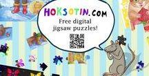 Hoksotin: Free digital jigsaw puzzles / Ilmaisia digitaalisia palapelejä / (EN) A collection of the jigsaw puzzle images on hoksotin.com (FI) Kokoelma palapelikuvista hoksotin.com-sivustolla.