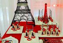 Decoración de mesa de postres en color rojo para xv años / Decoración de mesa de postres en color rojo para xv años http://ideasparamisquince.com/decoracion-mesa-postres-color-rojo-xv-anos/ Dessert table decoration in red for xv years #Decoracióndemesadepostresencolorrojoparaxvaños #decoracióndexvaños #ideasparaxvaños #mesadepostresparaxvaños #quinceañeras #xvaño