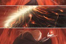 Melkor and bubbies