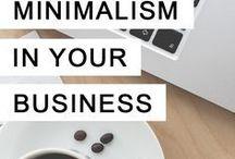 Business + Blogging Tips