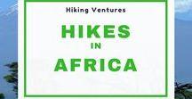 Hiking Africa / Hikes in Africa - Hikes in Morocco - Atlas Mountains |  Hikes in Tanzania - Mt Kilimanjaro | Mt Kili