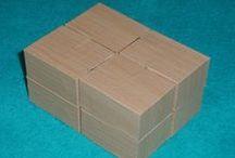 Puzzle Cuboid - Hlavolam Kváder /  Nová tvarová úprava povrchu - dizajnu Rubikovej kocky 2x2x2  - Kváder (cuboid)