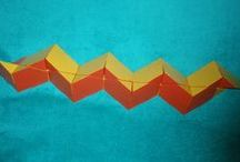 Puzzle Rhombic Snake - Hlavolam Rombický had / Je to tvarová úprava Rubikovho hada