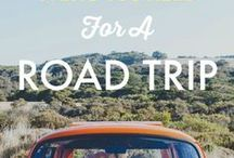 Road Trip Tips / Road Trip Tips for travel around the USA.