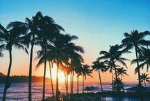 Hawaii / Road trips around Hawaii.