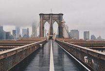 New York / Road trips around New York State.
