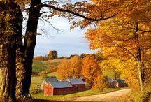 Vermont / Road trips around Vermont.